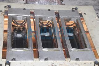 高合金化硬合金专用结晶器
