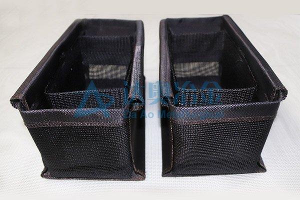 鑄造系統專用特制熱偶合成型(TF) 過濾分配袋