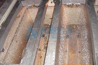 鋁制或銅質雙排水結晶器