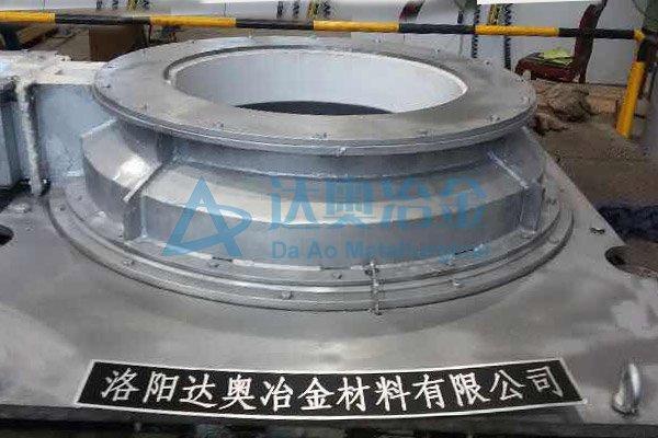 超大規格硬合金圓棒結晶器